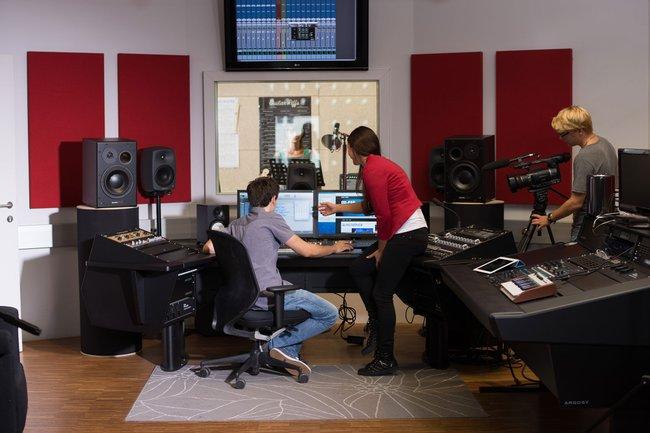 Audiostudio A