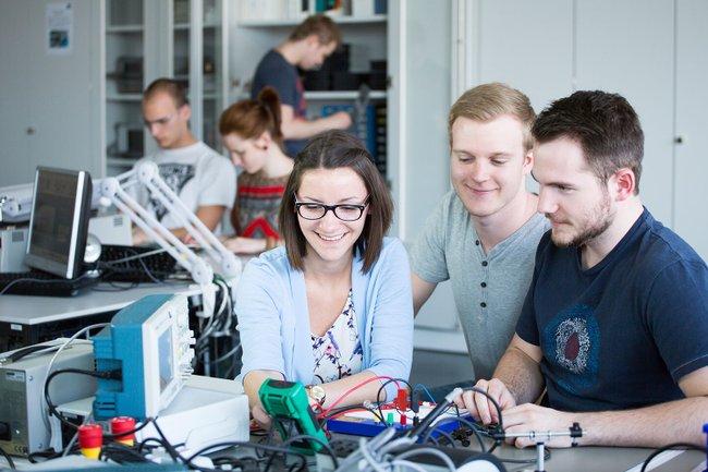 Elektronik-Labor