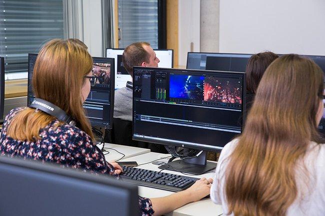 Multimedia-Labor 2