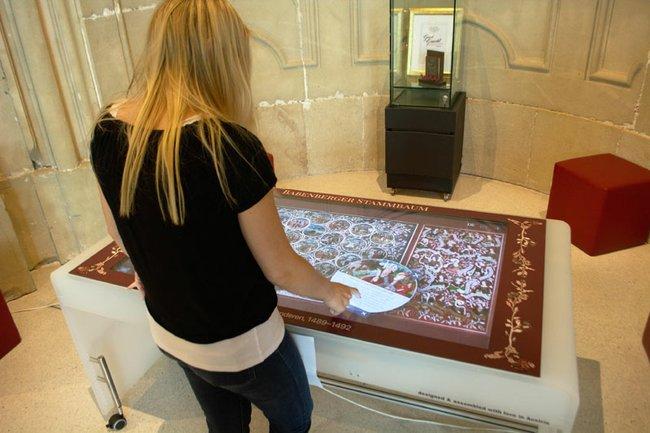 Ausstellungsbesuche werden zum digitalen und multimedialen Erlebnis