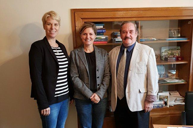 Barbara Wondrasch, Kerstin Lampel, Ákos Koller