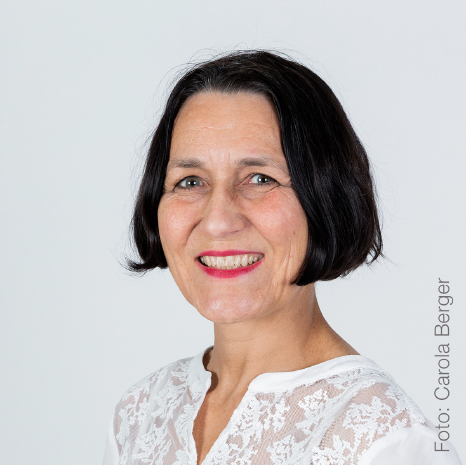 FH-Prof. DSA Mag. (FH) Christine Haselbacher
